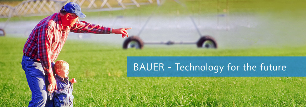 BAUER - For a green world